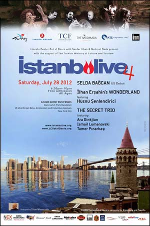 istanbul live 2012